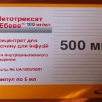 Метотрексат при псориазе: применение таблеток и отзывы